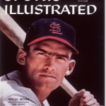 Wally Moon: Spirt of Gashouse Gang-St Louis Cardinals April 22, 1957 X 3633 credit: Hy Peskin - staff